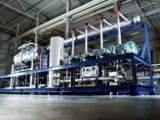 Fresh food wholesaler chooses 1 MW large NH₃ installation from Uniechemie
